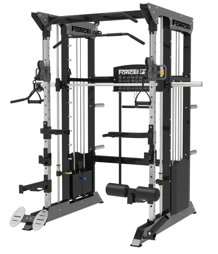 Force USA F100 Functional Trainer - 200 chili di piastre incluse